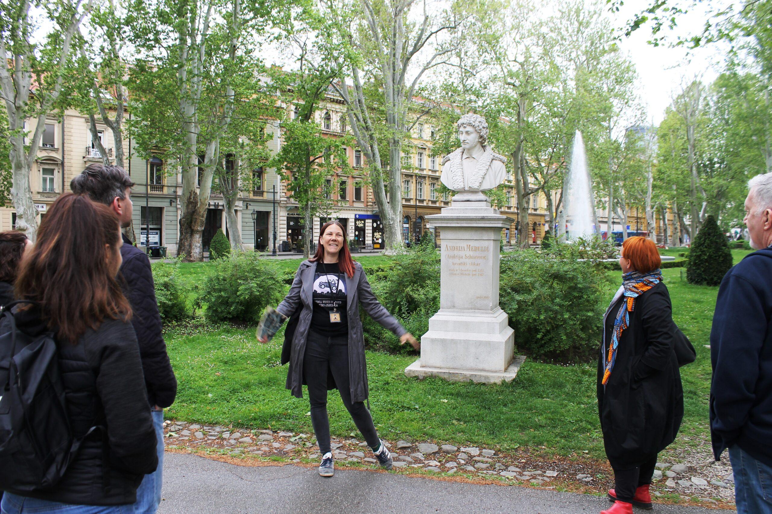 ZAGREB: Badass women – interpretacijska tura koja slavi (ne)poznate zagrebačke heroine