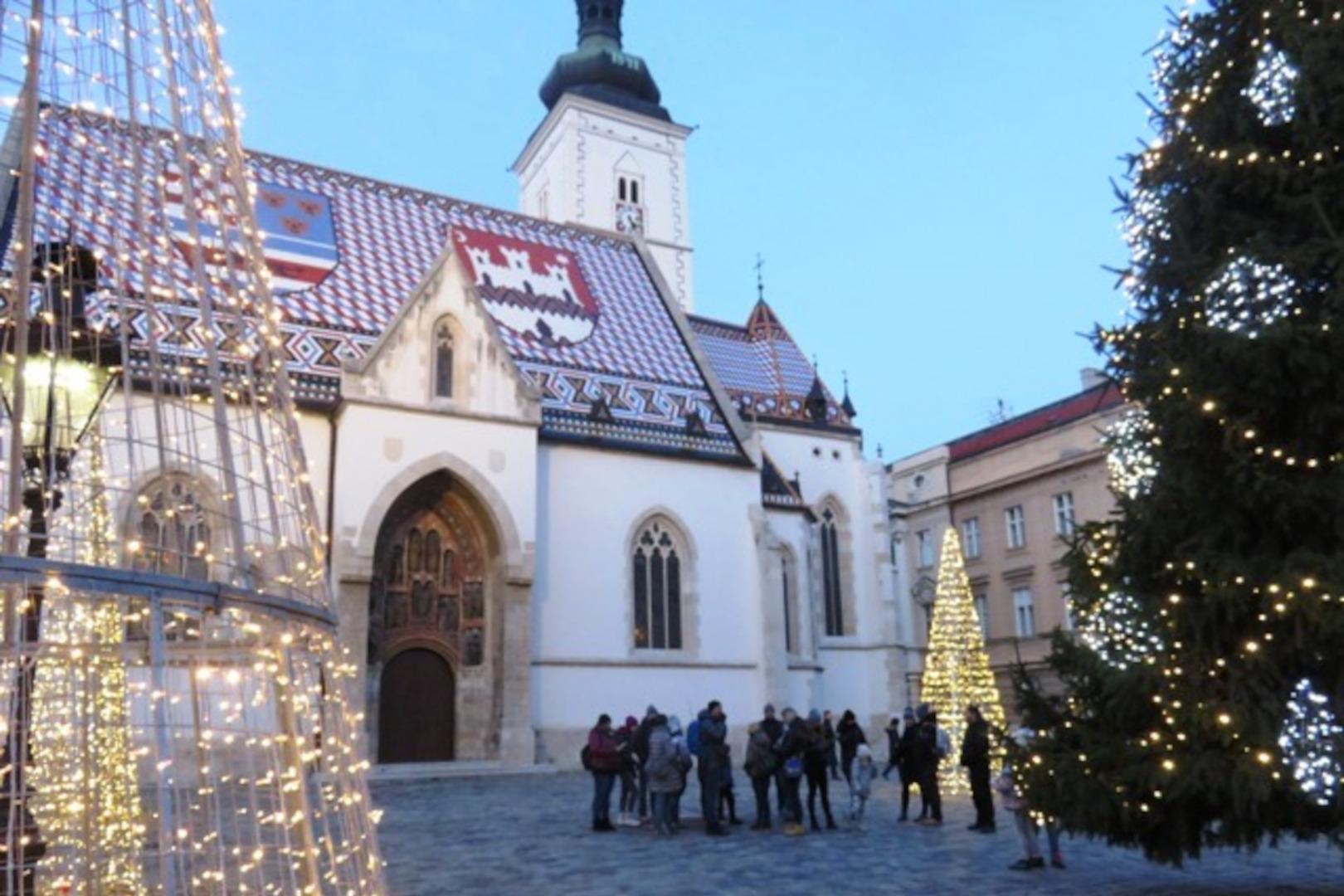 ZAGREB: Čarolija Adventa na turi za slijepe i slabovidne